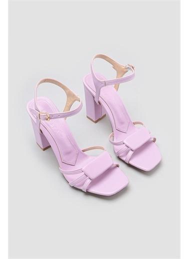 Limoya Sandalet Lila